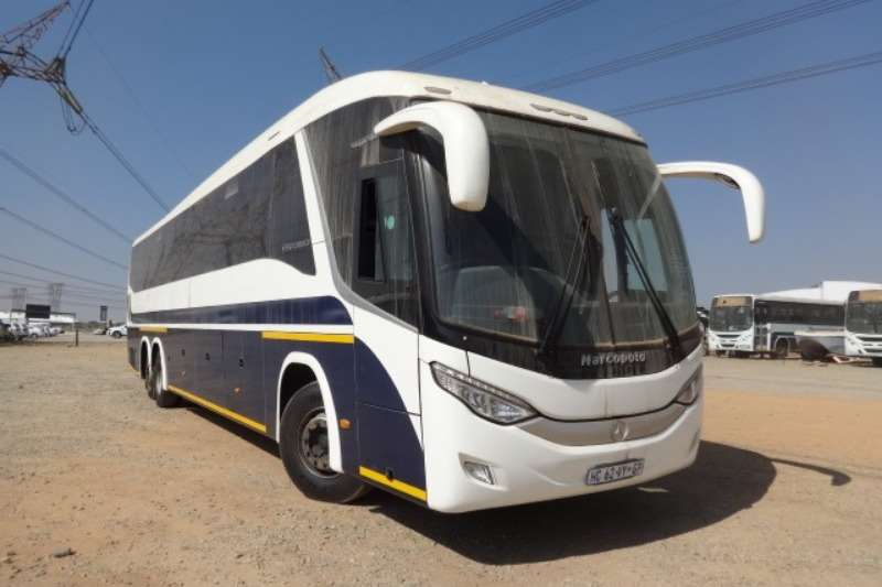 Mercedes Benz Buses Marcopolo 61 Seater Bus 2017