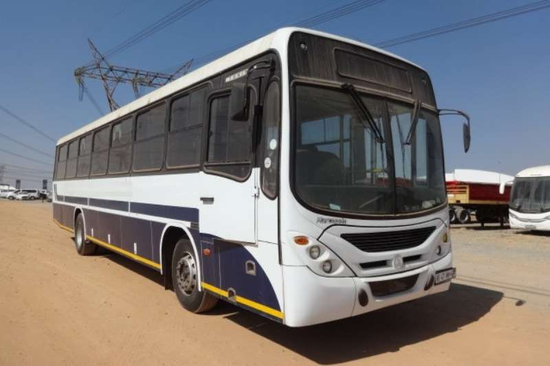 Mercedes Benz Buses Marcopolo 66 Seater Bus 2017