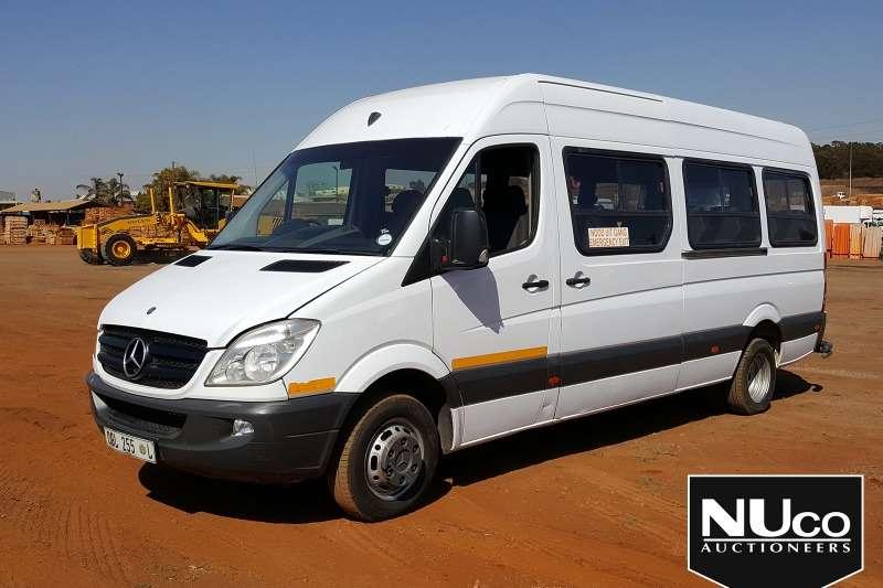 Mercedes Benz Buses MERCEDES BENZ 518 CDI SPRINTER 22 SEATER MINI BUS 2011