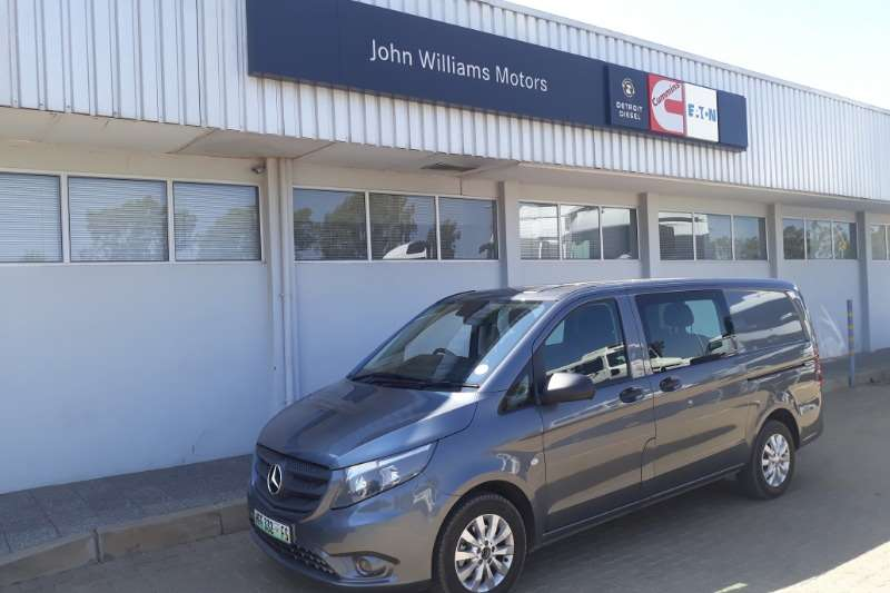 Mercedes Benz Buses Personal carrier Mercedes Benz 111 Mixto Vito 2018