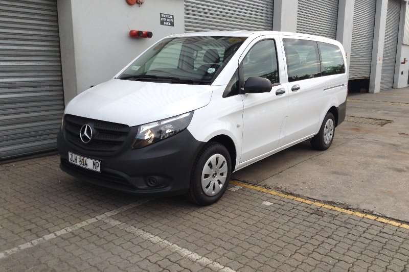 Mercedes Benz Buses Personal carrier VITO 114 CDI TOURER PRO 2019