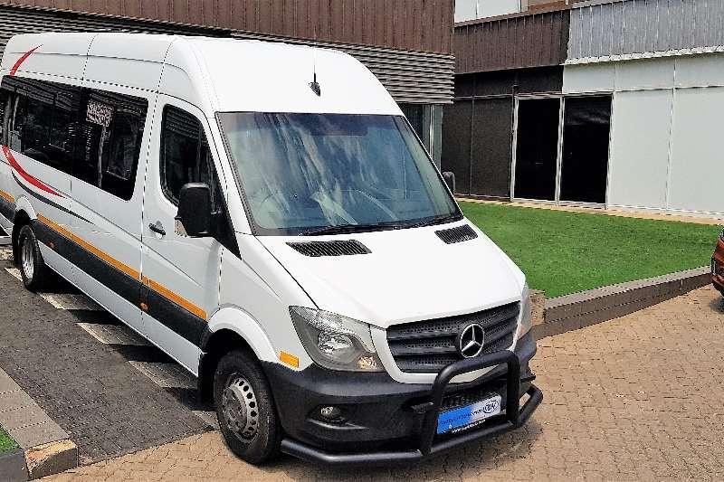 Mercedes Benz Buses Sprinter 515 CDI 22 Seater 2017