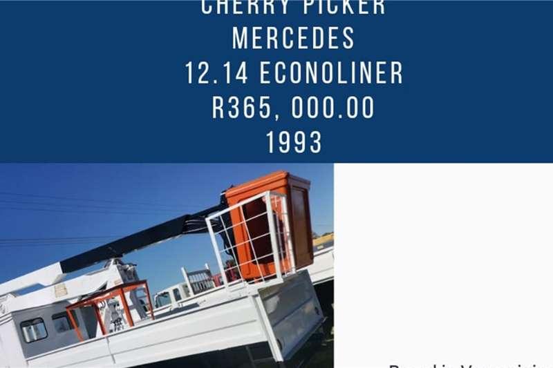 Mercedes Benz Mercedes Benz 1214 Ecoliner Cherry picker trucks