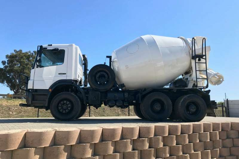 Mercedes Benz Concrete mixer trucks 2628 6X4 READYMIX 2007