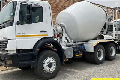 Mercedes Benz Atego 2628 6cube Concrete Mixer Concrete mixer trucks