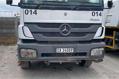 Mercedes Benz AXOR 2628 Concrete mixer trucks