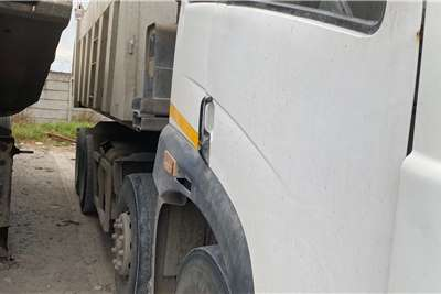 Mercedes Benz CA SERIES Concrete mixer trucks