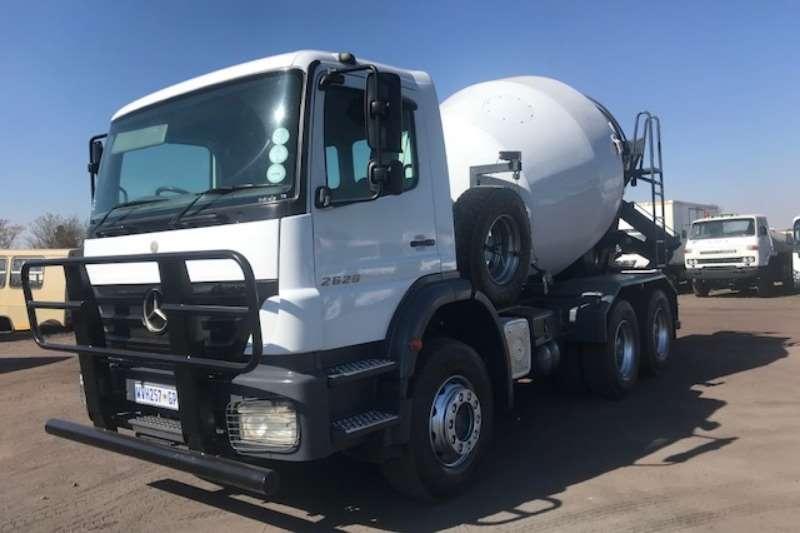 Mercedes Benz Mercedes Benz AXOR 2628 CONCRETE MIXER Concrete mixer trucks