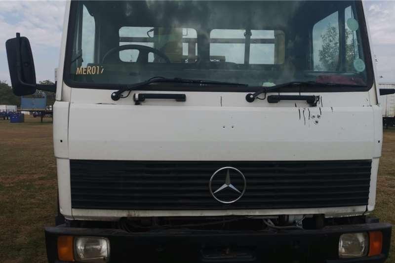 Mercedes Benz Mercedes Benz 1214 Crane Crane trucks