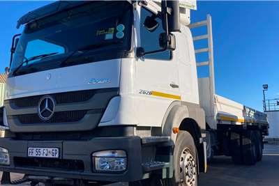 Mercedes Benz AXOR 2628 DROPSIDE Dropside trucks
