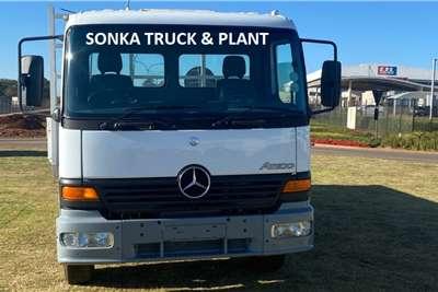 Mercedes Benz MERCEDES ATIGO 8 TON DROP SIDE Dropside trucks