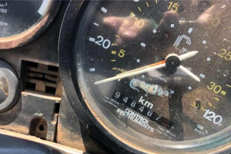 Mercedes Benz Fuel tanker 1996 MBenz Powerliner 2426 17000lt tanker 1996