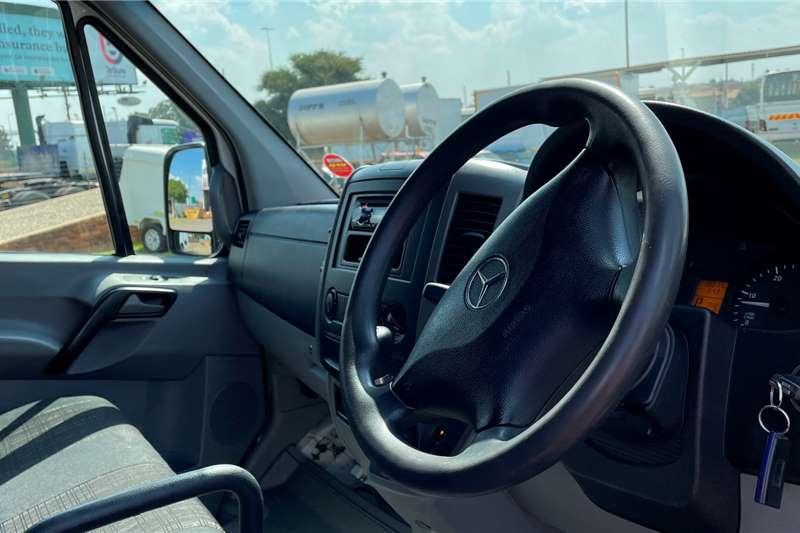 Mercedes Benz 2014 MERCEDES BENZ 519 CDI SPRINTER PANEL VAN XLWB LDVs & panel vans