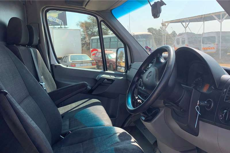 Mercedes Benz 2015 MERCEDES BENZ 515 CDI SPRINTER PANEL VAN LDVs & panel vans