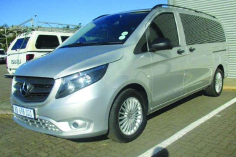 Mercedes Benz LDVs & Panel Vans 2018 Mercedes Benz Vito 119 CDi 2018