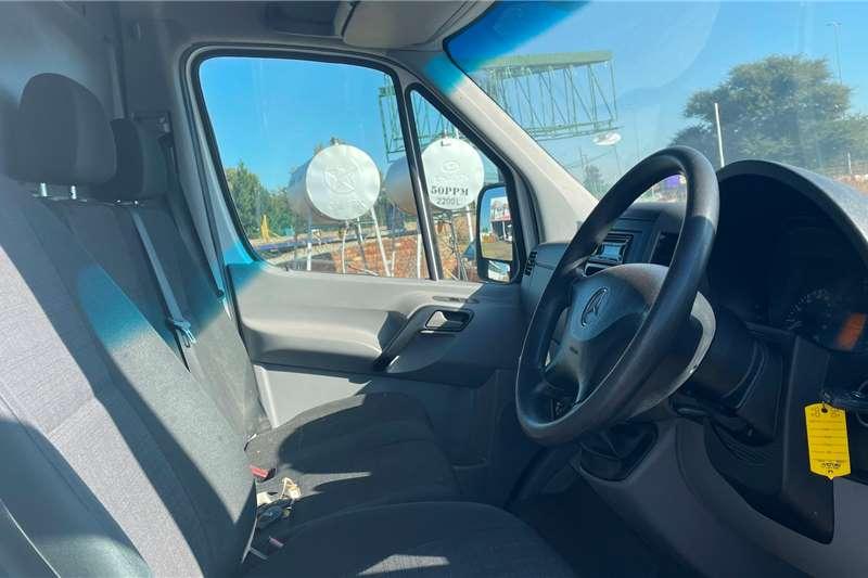 Mercedes Benz 515 CDI Sprinter Panel Van LDVs & panel vans