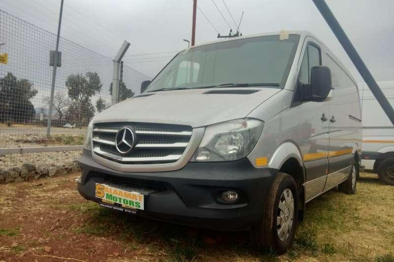 Mercedes Benz Merc Sprinter 315 cdi 116000 kms LDVs & panel vans