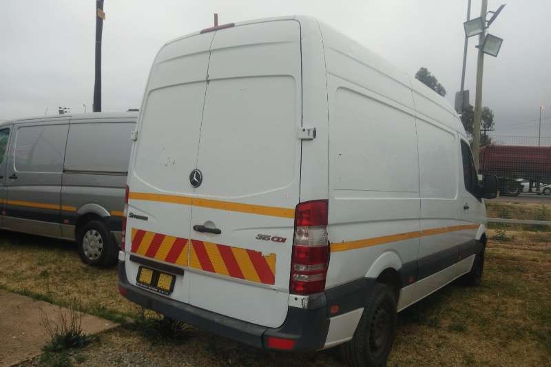 Mercedes Benz Merc Sprinter 95000 kms R289000 LDVs & panel vans