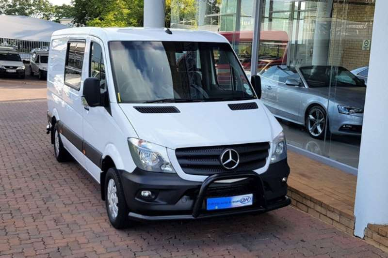 Mercedes Benz LDVs & panel vans Sprinter 311 2018