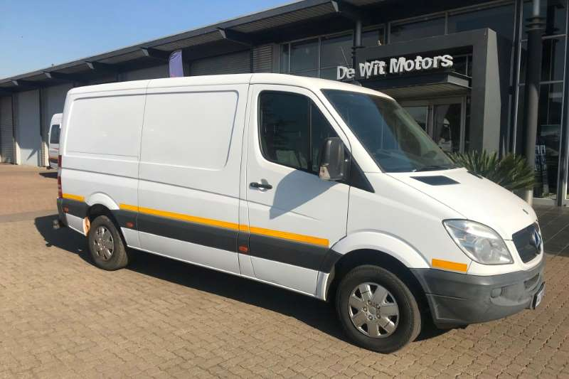 Mercedes Benz LDVs & panel vans Sprinter 311 CDI 2013