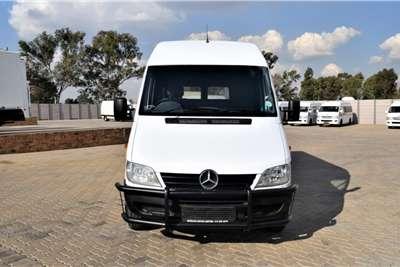 Mercedes Benz Sprinter 416CDI Panel Van LDVs & panel vans