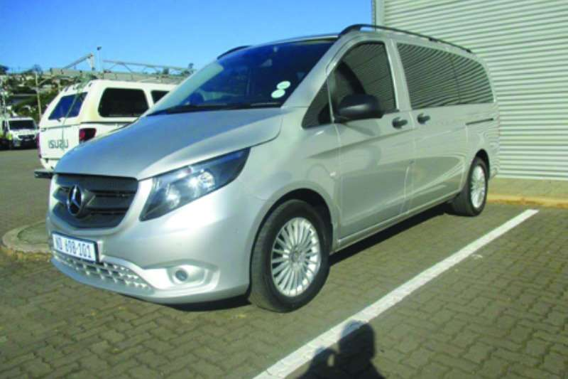 Mercedes Benz LDVs & panel vans Vito 119 CDI 2018