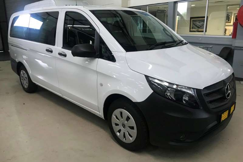 Mercedes Benz LDVs & panel vans Vito Tourer 111 CDI 2019