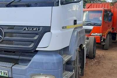 Mercedes Benz AXOR Other trucks