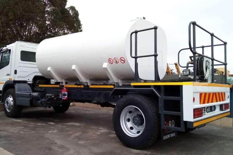 Mercedes Benz Atego 1518 4x2 Rigid 7,000l Diesel Tanker Rigid - tanker