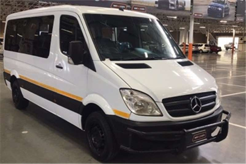Mercedes Benz Sprinter 518 CDI Truck