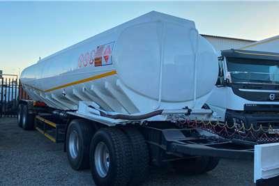 Mercedes Benz Actros 3340 48 000 Litres Diesel Tanker Tanker trucks
