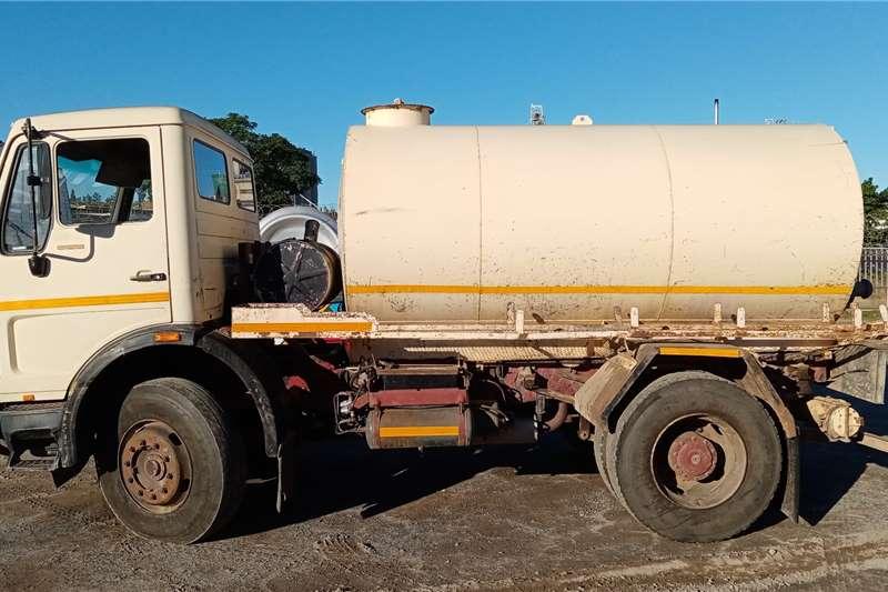 Mercedes Benz Mercedes Benz 1417 Tanker Tanker trucks