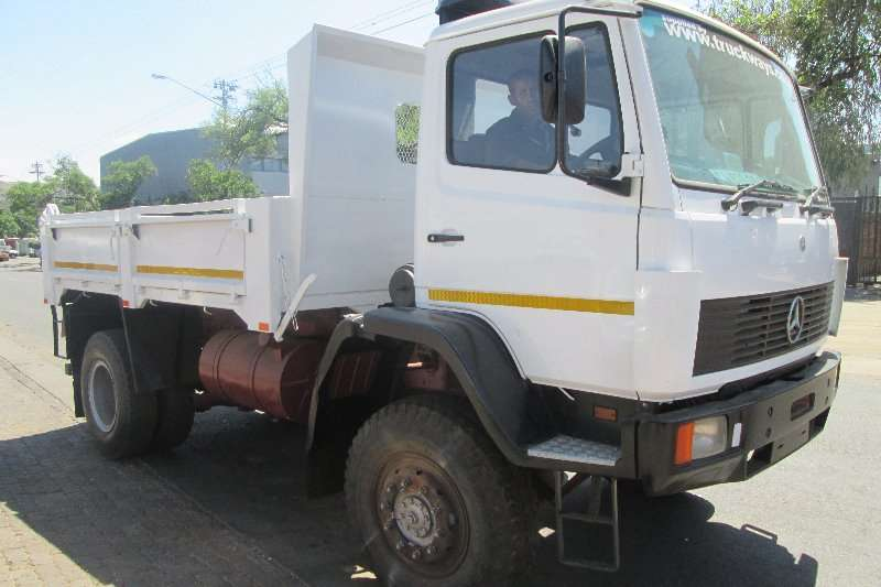 Mercedes Benz Tipper trucks 1617 1996