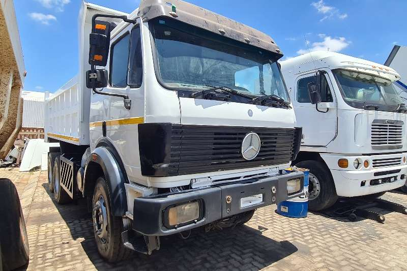 Mercedes Benz 2435 Tipper trucks