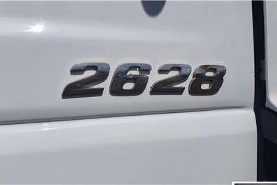 Mercedes Benz 2628 10 CUBE TIPPER Tipper trucks