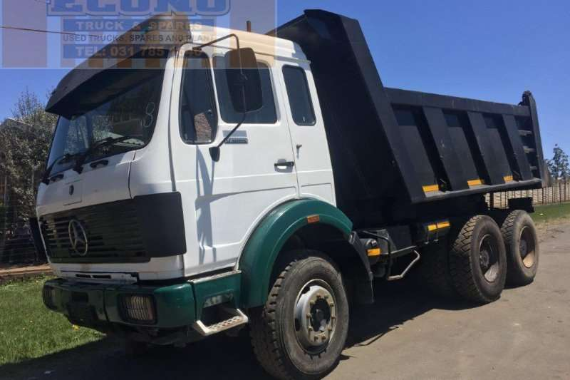 Mercedes Benz Tipper trucks 2628