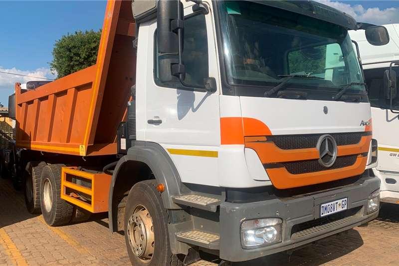 Mercedes Benz AXOR 2628 10M3 TIPPER Tipper trucks