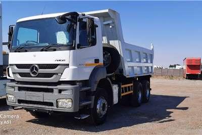 Mercedes Benz Axor 3335 10m3 Tipper Tipper trucks
