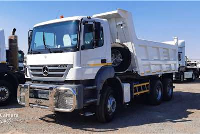 Mercedes Benz Axor 3335 10m3 Tipper Tipper trucks