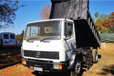Mercedes Benz Mercedes 6m Tipper Tipper trucks