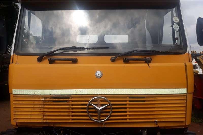 Mercedes Benz MERCEDES BENZ 1414 6M TIPPER ADE 366 ENGINE Tipper trucks