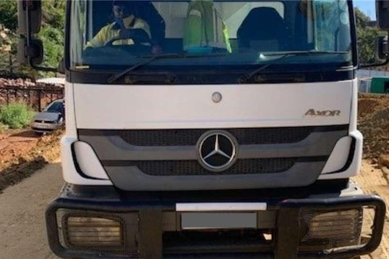 Mercedes Benz Mercedes Benz 2628 Axor 10 cube Tipper Truck Tipper trucks