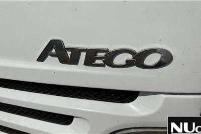 Mercedes Benz MERCEDES BENZ ATEGO 1817 DROPSIDE TIPPER TRUCK Tipper trucks