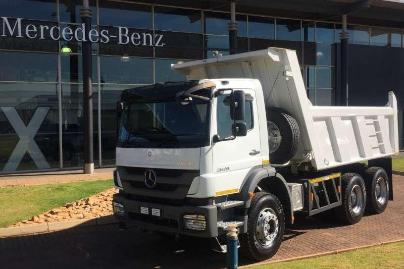 Mercedes Benz Tipper trucks Mercedes Benz Axor 2628B/33 Tipper Truck 2019