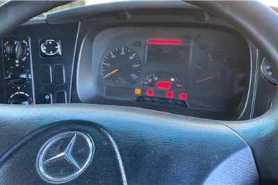 Mercedes Benz Mercedes Benz Axor 3340 10m3 Tipper Tipper trucks