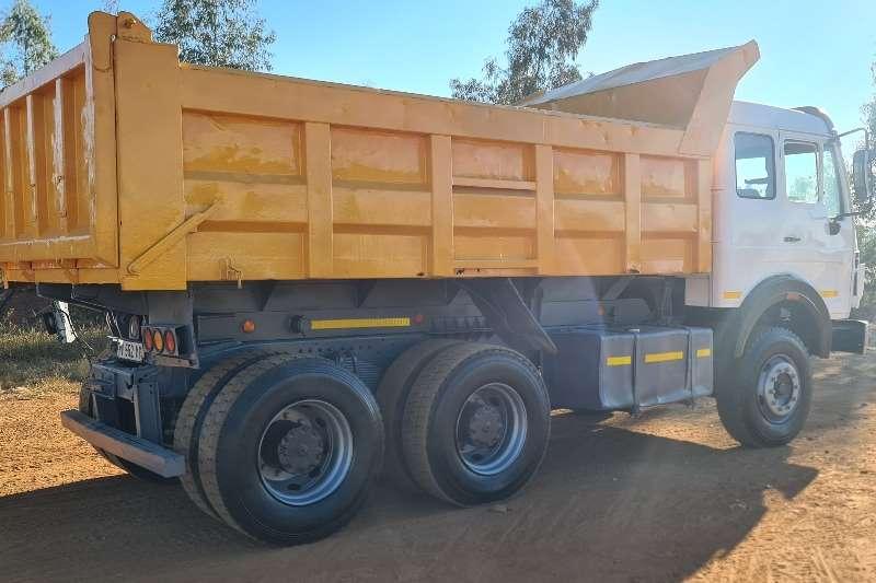 Mercedes Benz V SERIES 2628 Tipper trucks