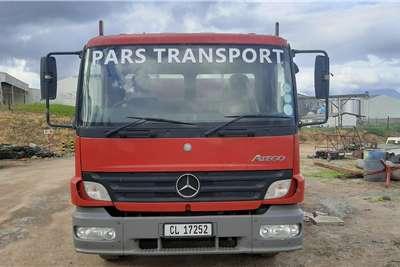 Mercedes Benz 1317 ATEGO PLATBAK Truck