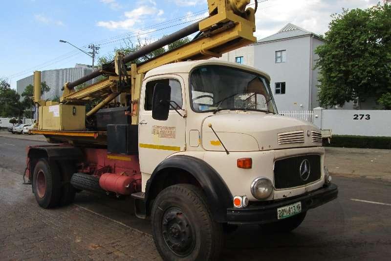 Mercedes Benz Truck 1517 1984