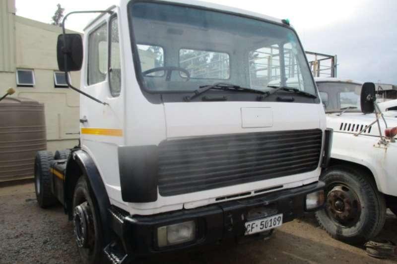 1980 Mercedes Benz 16 26 TRUCK TRACTOR Truck Trucks for ...