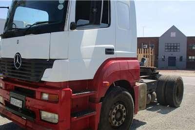 Mercedes Benz 18 35 Axor Truck